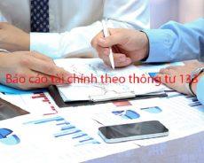 Cách lập báo cáo tài chính theo thông tư 133 nhanh nhất