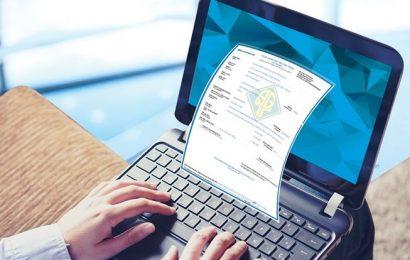 Hướng dẫn thực hiện hóa đơn điện tử khi bán hàng và cung cấp dịch vụ
