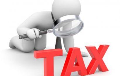 Tính thuế đối với cá nhân kinh doanh nộp theo phương pháp khoán