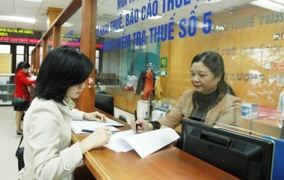 Khai thuế đối với cá nhân kinh doanh nộp theo phương pháp khoán