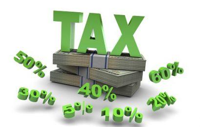 Tính thuế đối với cá nhân ký hợp đồng làm đại lý sổ xố