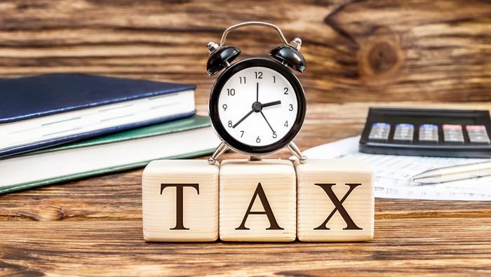 xoá nợ chậm nộp thuế