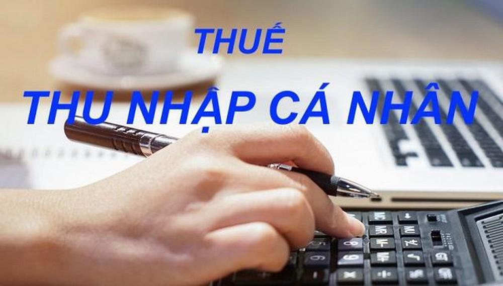 cách tính thuế TNCN từ tiền lương, tiền công
