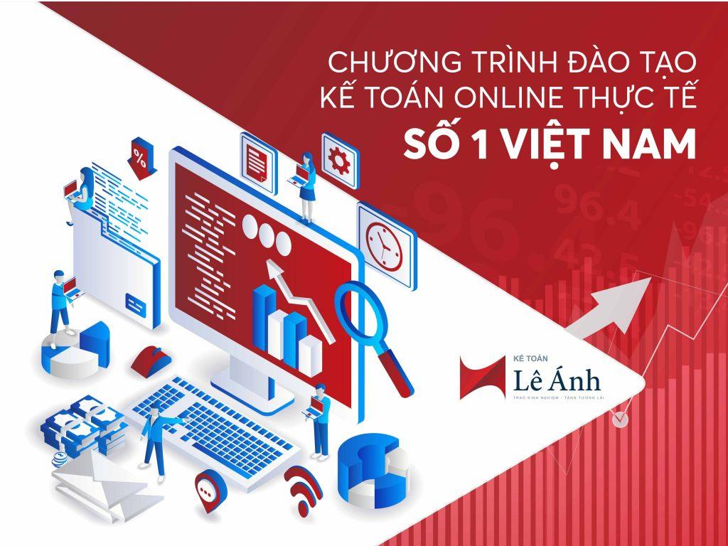 kế toán online lê ánh