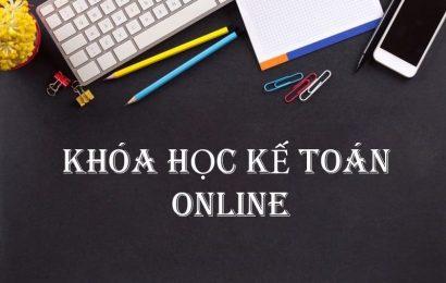 Học kế toán online ở đâu tốt nhất Đà Nẵng